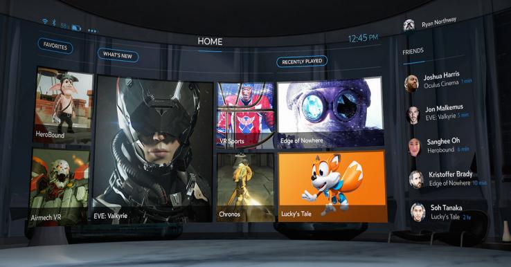 Oculus store uk