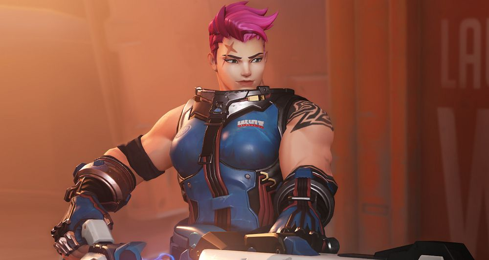 Latest Overwatch Video Introduces You To The Particle