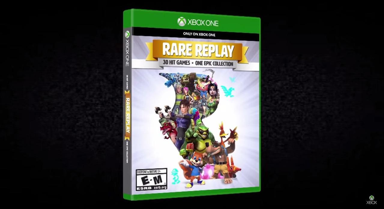 rare replay reveal trailer is a nostalgia trip
