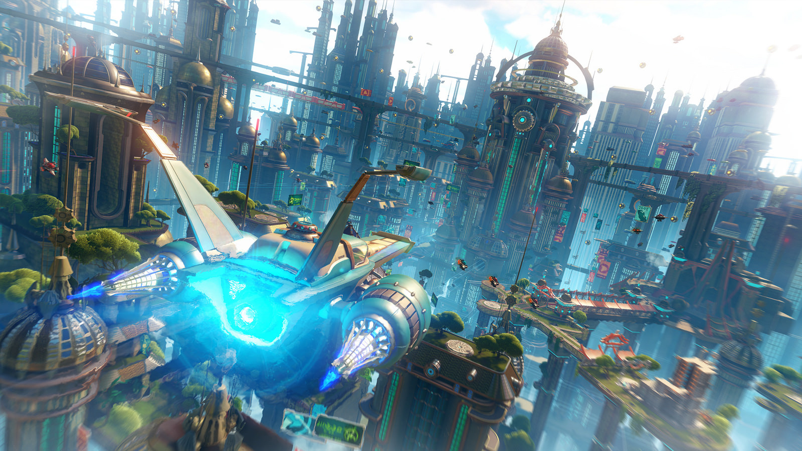 Ratchet And Clank Ps4 Rida Karten