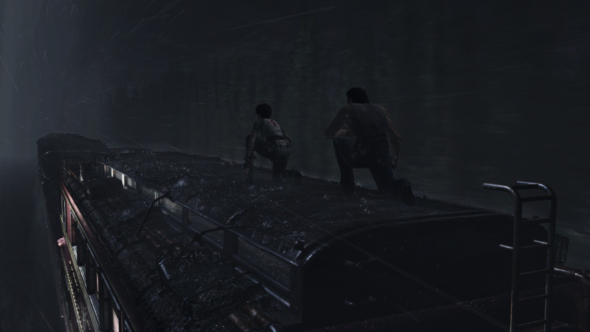 Resident Evil 0 HD Remaster screens show improved visuals ...