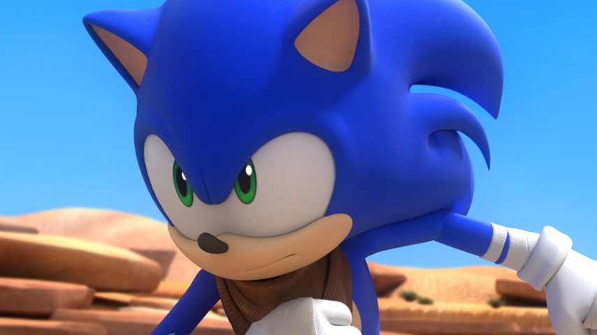 Well, Sega's making another Sonic Boom game | VG247