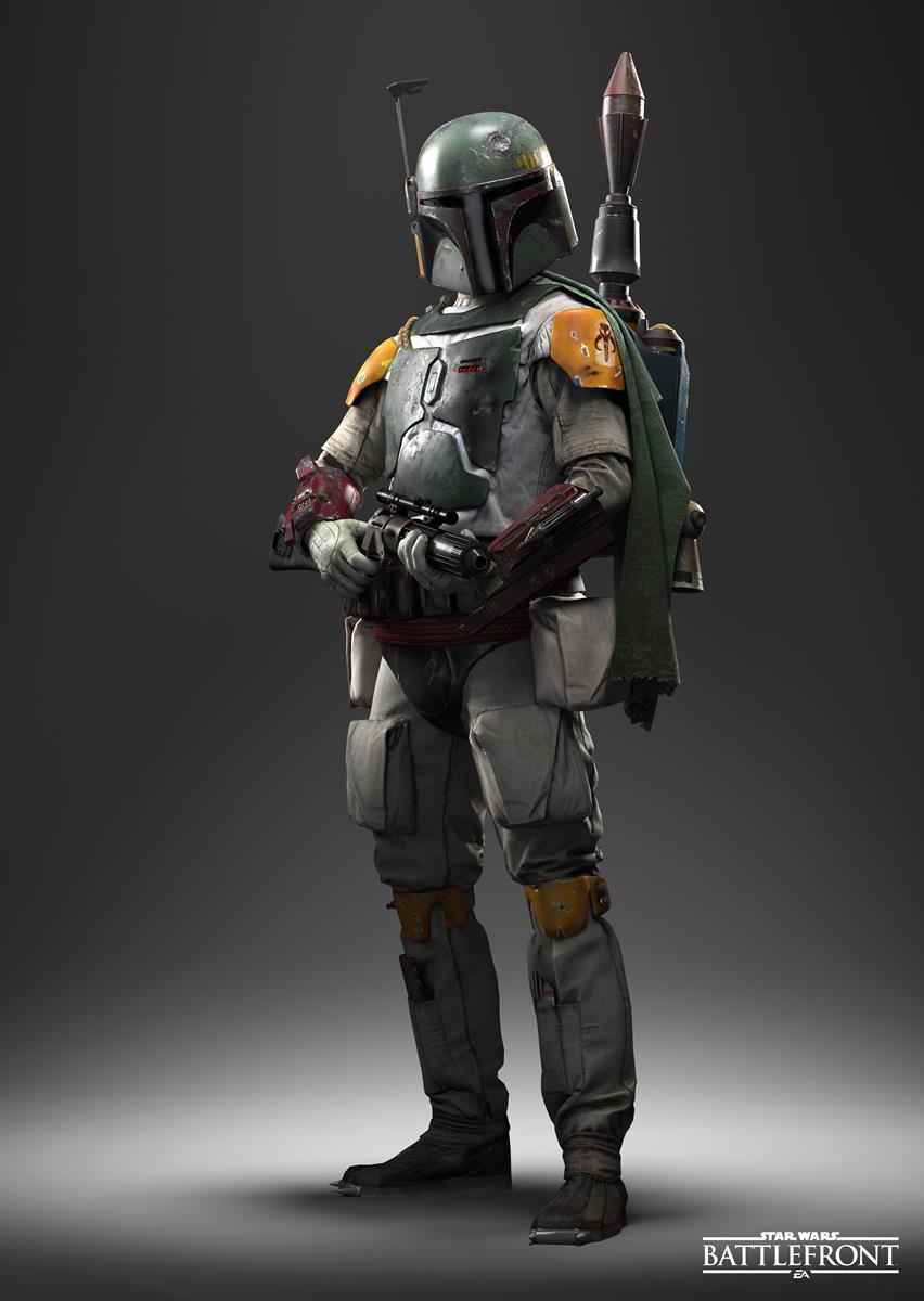Star Wars Battlefront screens show Skywalker, Vader, Hoth ...