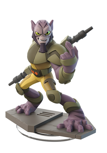 Star Wars Rebels characters announced for Disney Infinity ...