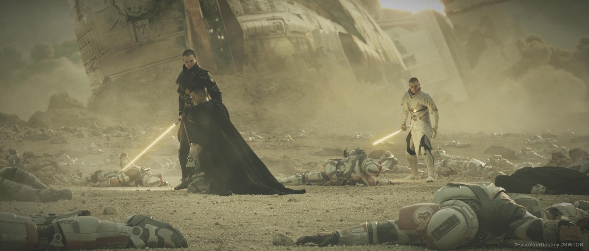 Star wars republic commando order 66 - f8