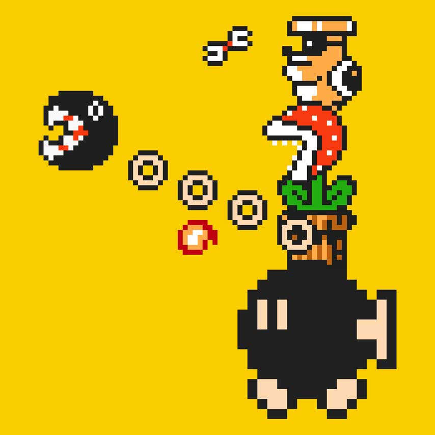 More Super Mario Maker E3 2015 assets than we will ever need - VG247