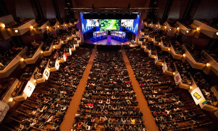 Egx 2016 Tickets On Sale Now Vg247