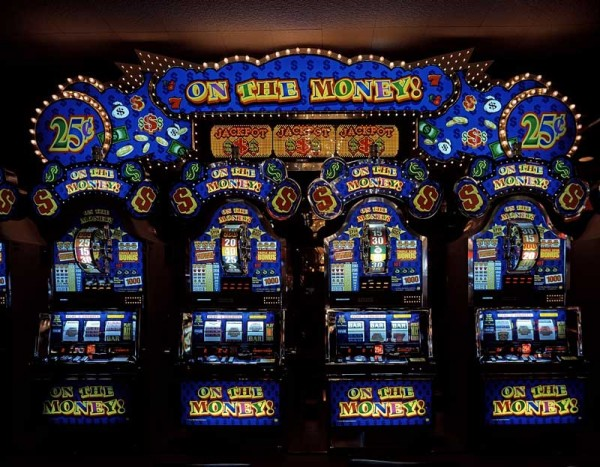 2015 best slots in las vegas