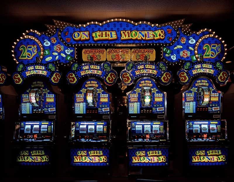 Vegas slot machine age