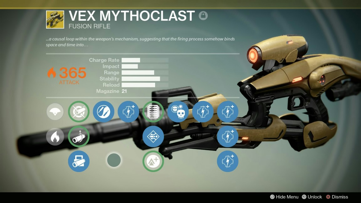 Unlucky for some destiny s 13 essential weapons for pvp vg247