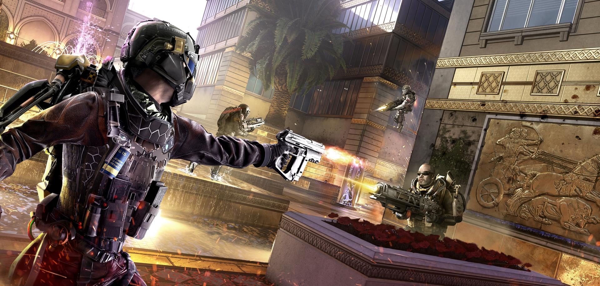 Call Of Duty: Advanced Warfare DNA Bomb Scorestreak? Release Date ...