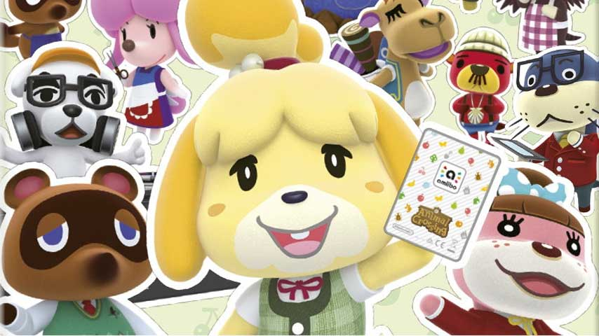 Animal Crossing Amiibo Cards Will Be Sold In Three Packs Vg247