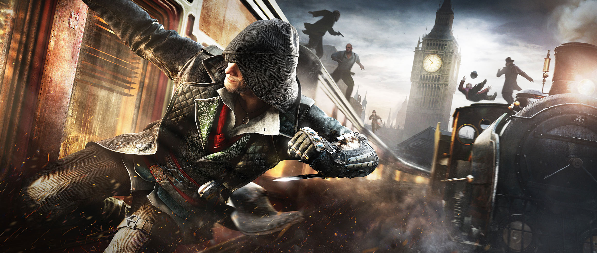 Assassin's Creed Syndicate animated short and new screens ...