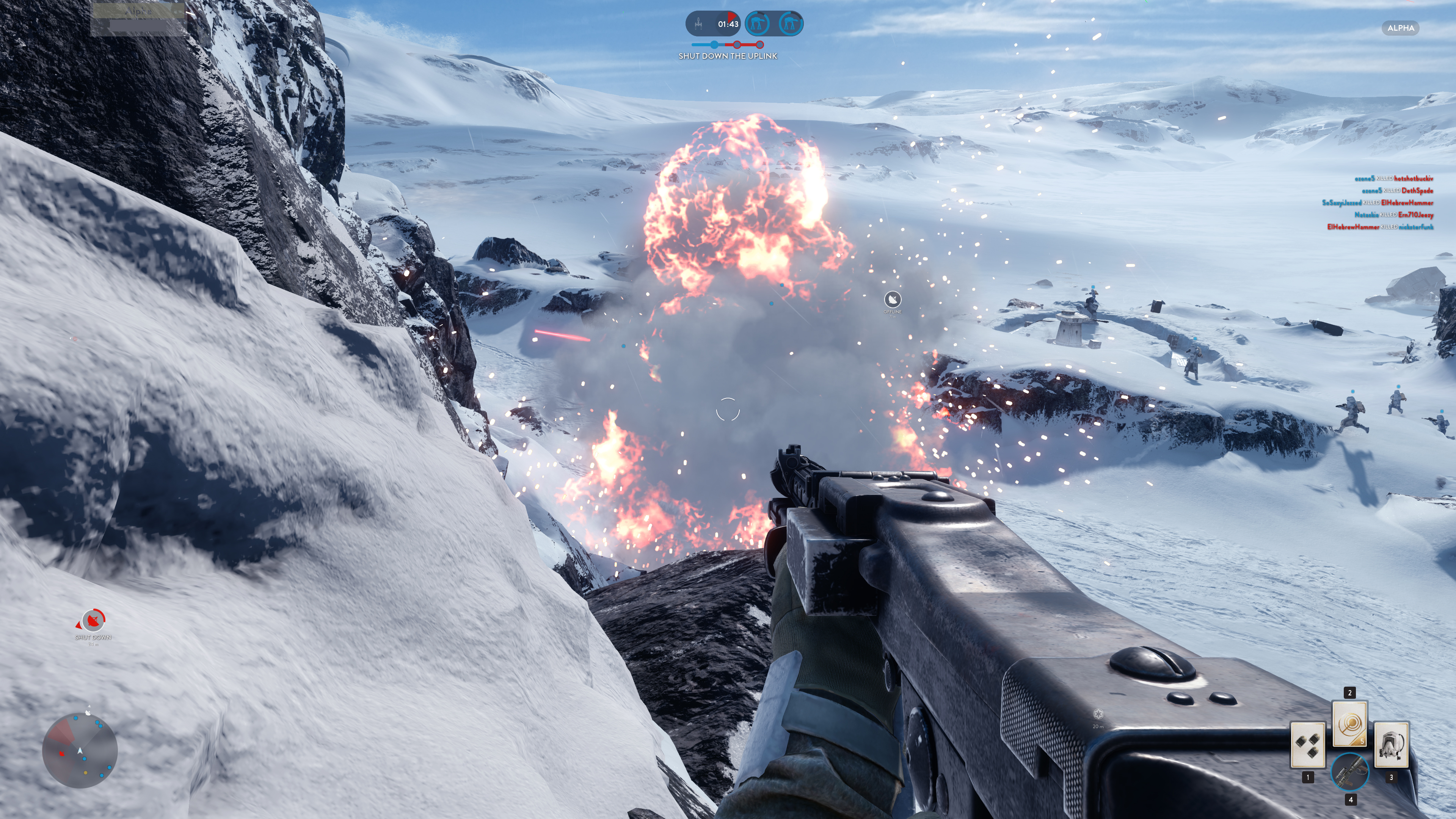 how to play multiplayer on star wars battlefront