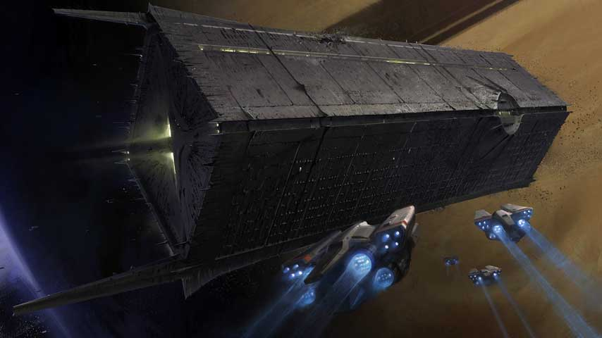 Destiny the taken king dreadnaught destination features new patrols