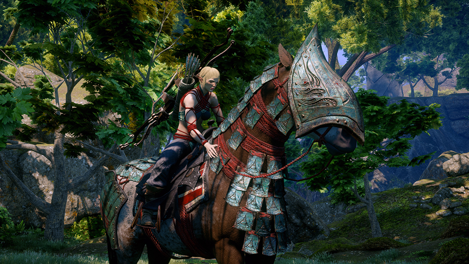 Dragon Age Inquisition Has A New Horse Armour Dlc Pack