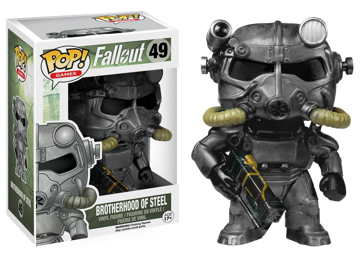Fallout Gets Cute Figurines Featuring Iconic Characters