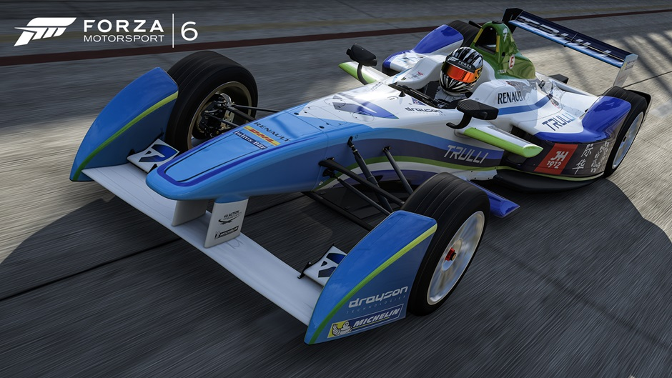 2018 Dodge Charger >> Full Formula E season to debut in Forza 6 - VG247