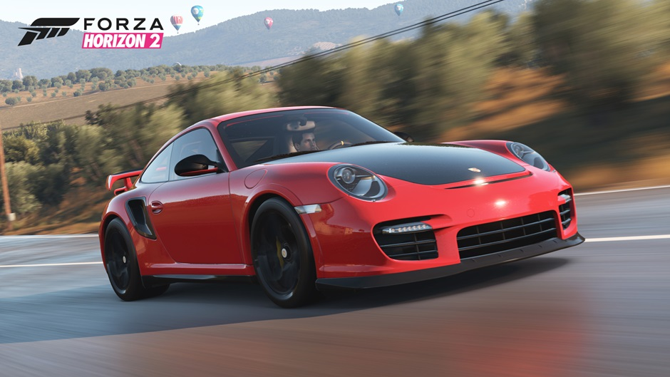Two Porsche Models Are Free For Forza Horizon 2 On Xbox