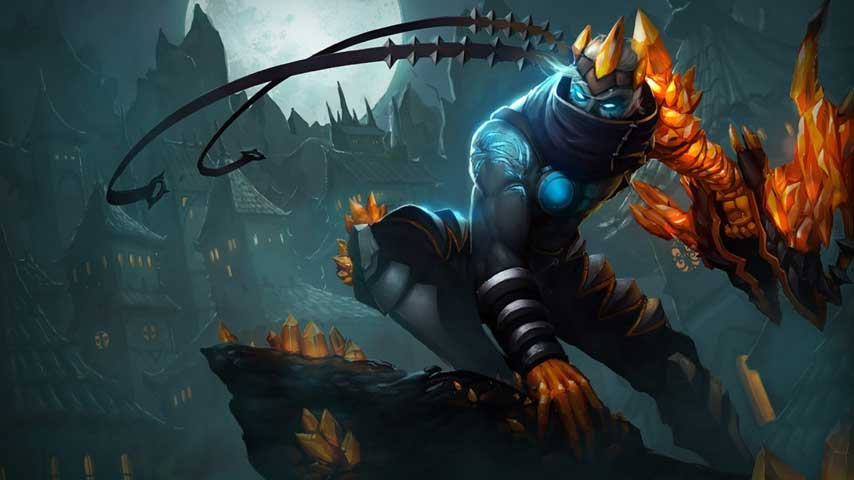 Only 2 Of League Of Legends Matches Include Abuse Says
