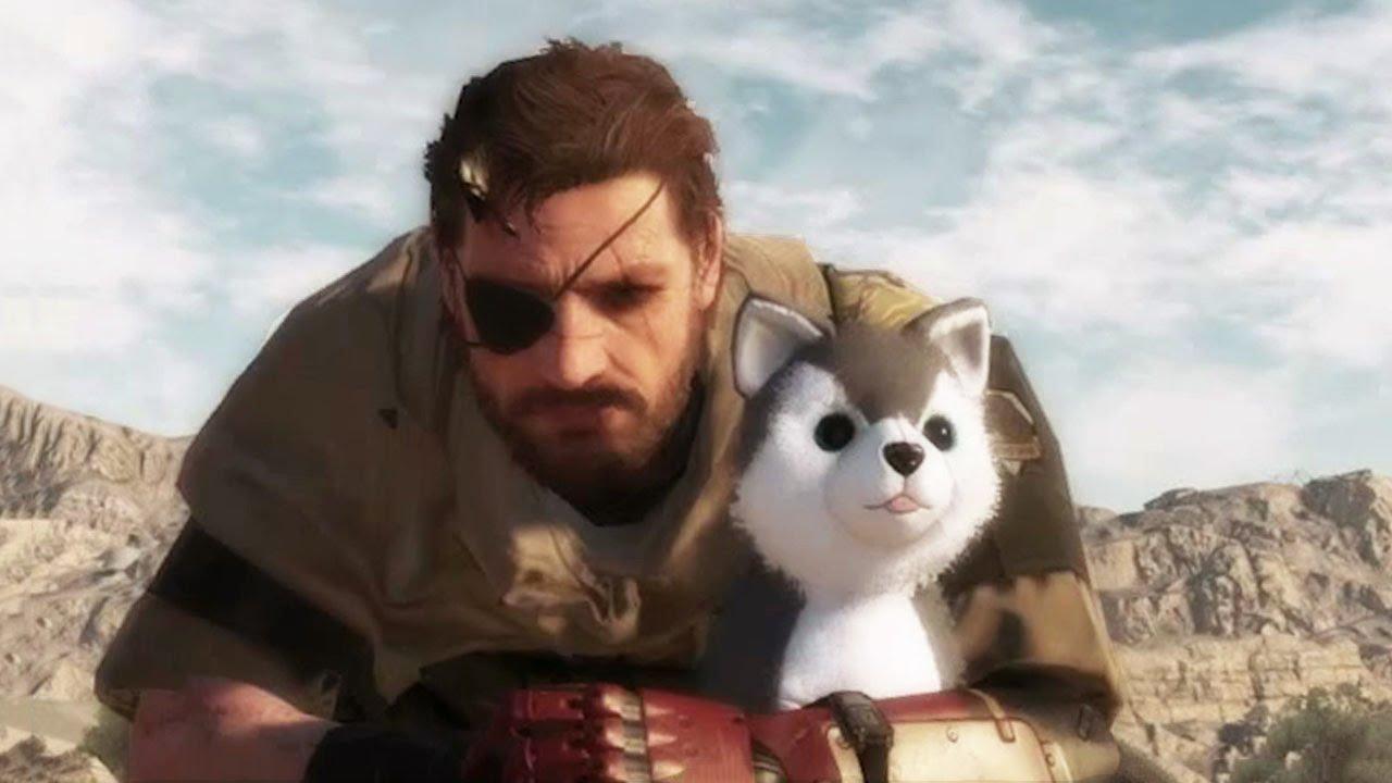 Metal Gear Solid 5: The Phantom Pain - how to make GMP