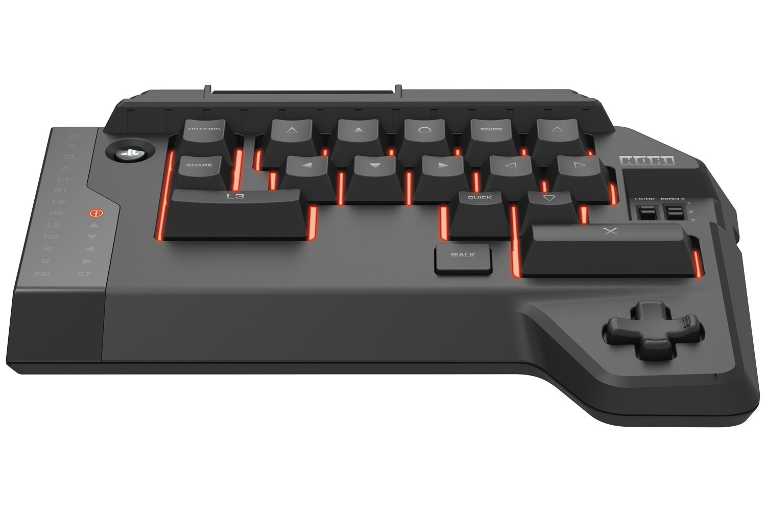 ps4 is getting a mouse and keyboard combo vg247. Black Bedroom Furniture Sets. Home Design Ideas