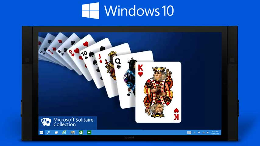 Windows 10 Solitaire Has Ads You Can Pay To Dismiss - Vg247-8883