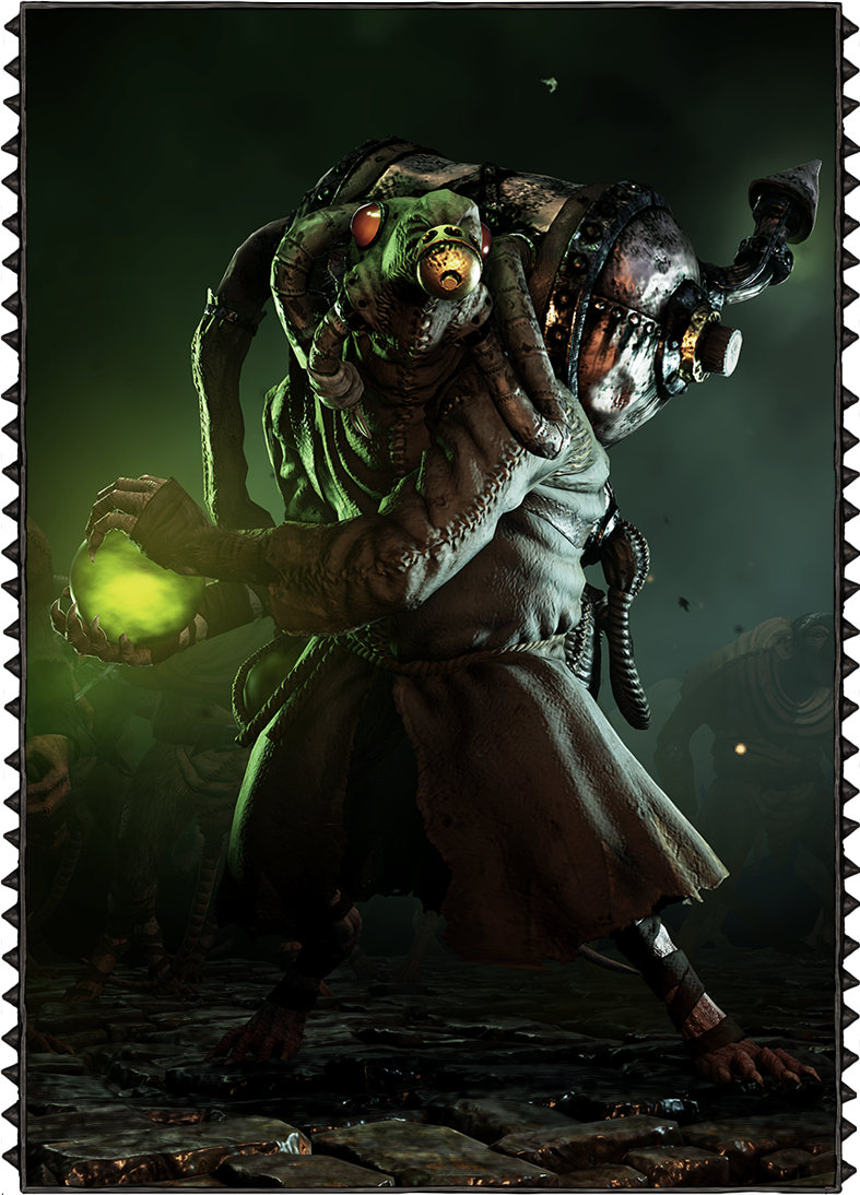 Warhammer: End Times latest character is the Poison Wind ...
