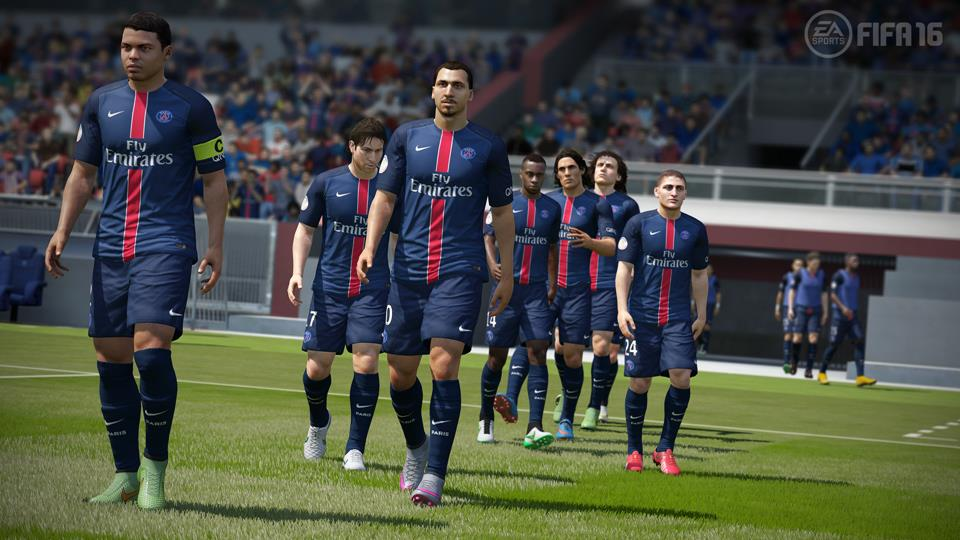 how to play fifa 16 early ps4