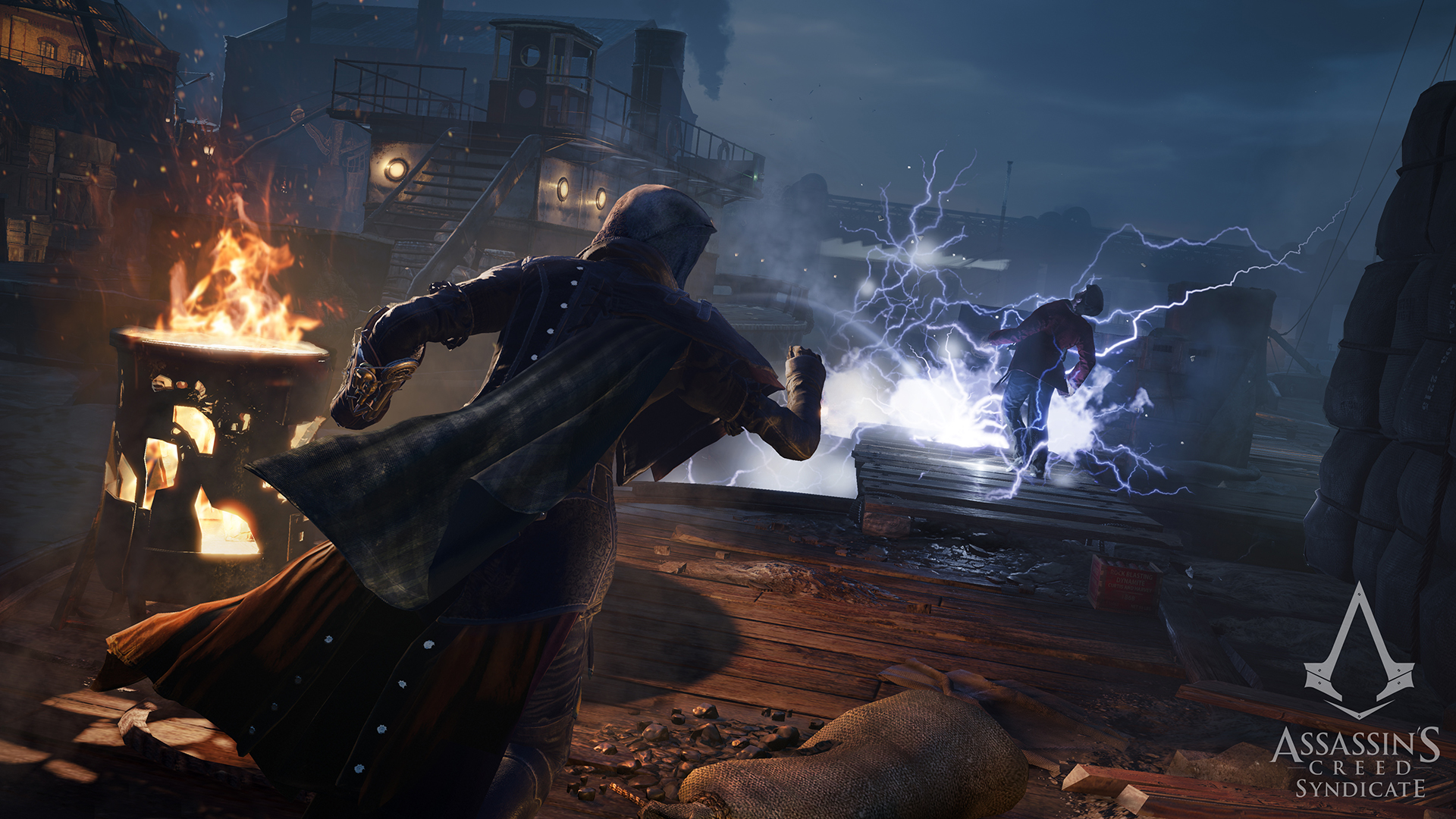 Assassin S Creed Syndicate Sequence 5 Breaking News Vg247