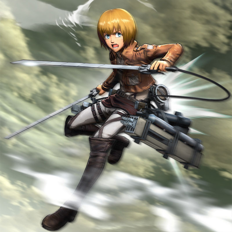 Attack On Titan Gameplay Details And High-res Screenshots