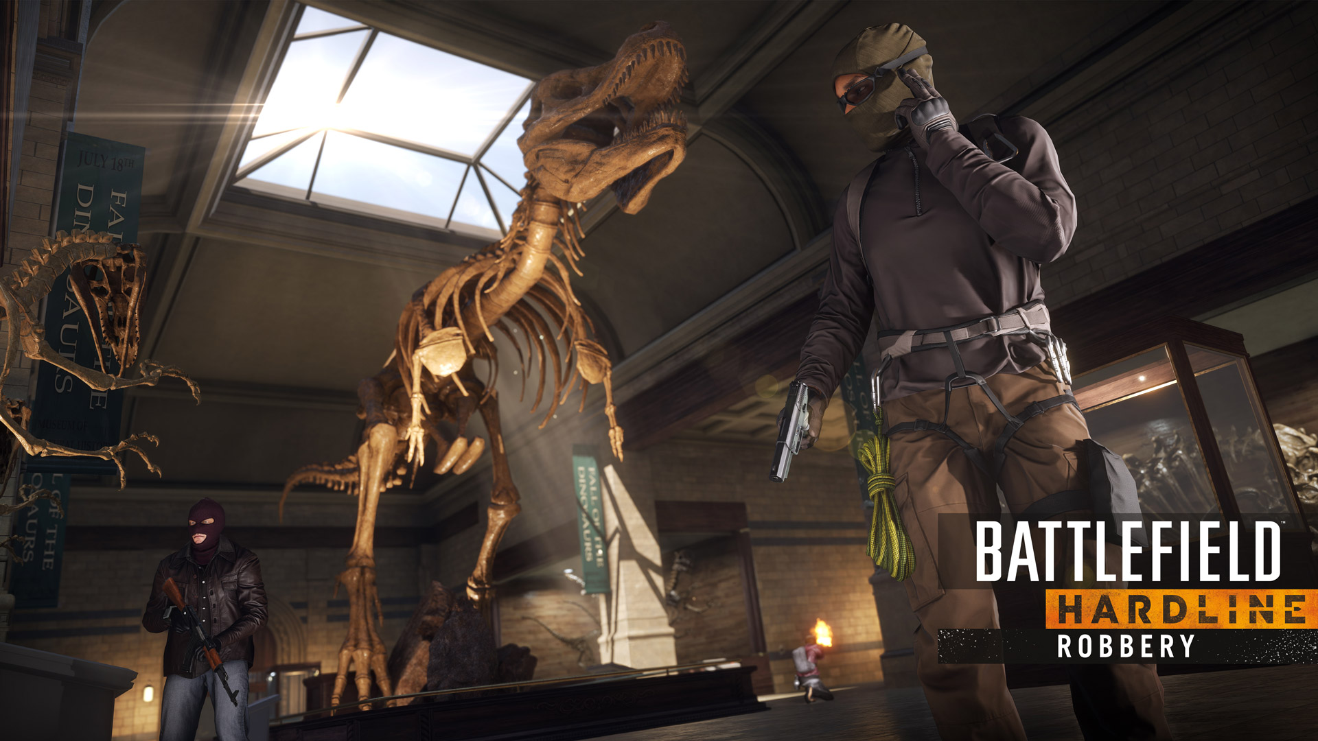 Battlefield Hardline Robbery Dlc Revealed Is All About