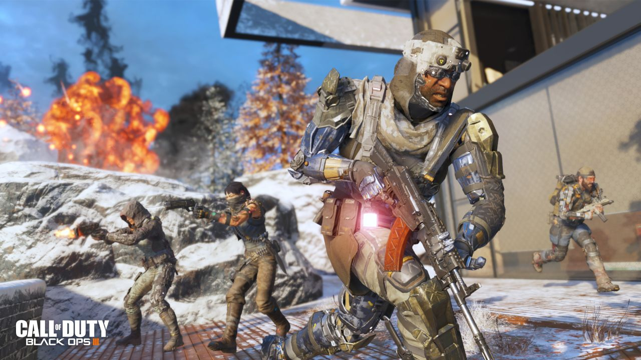 Call of duty black ops 3 combat movement is all about momentum