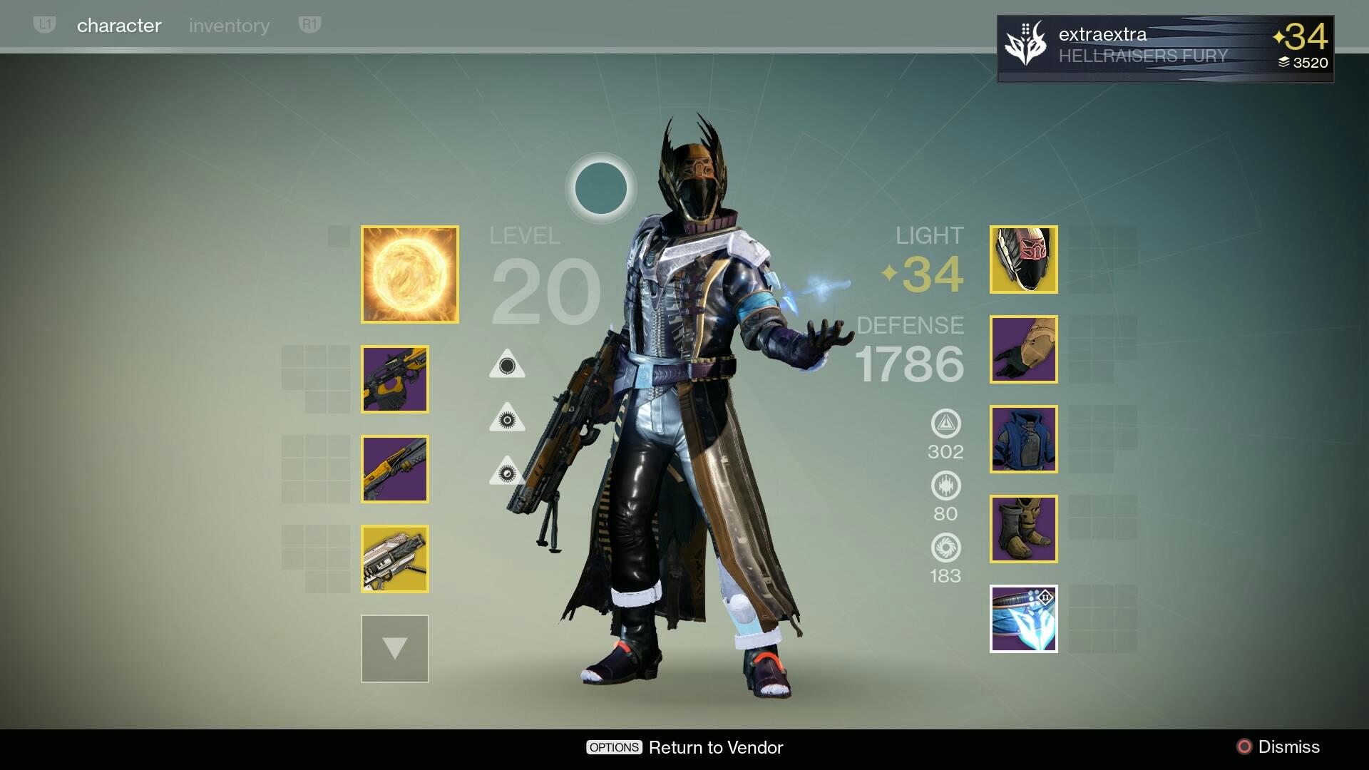 Destiny: The Best Warlock Sub-class Set-ups