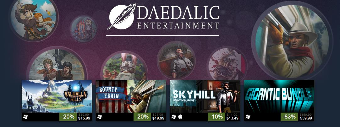 Daedalic Games