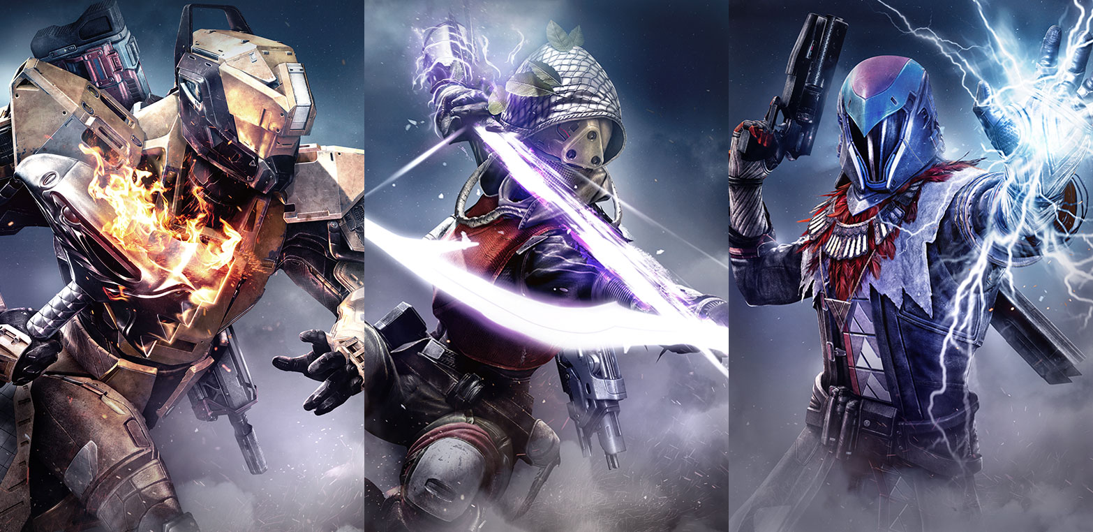 Bungie outlines how quests bounties and rewards work in destiny the