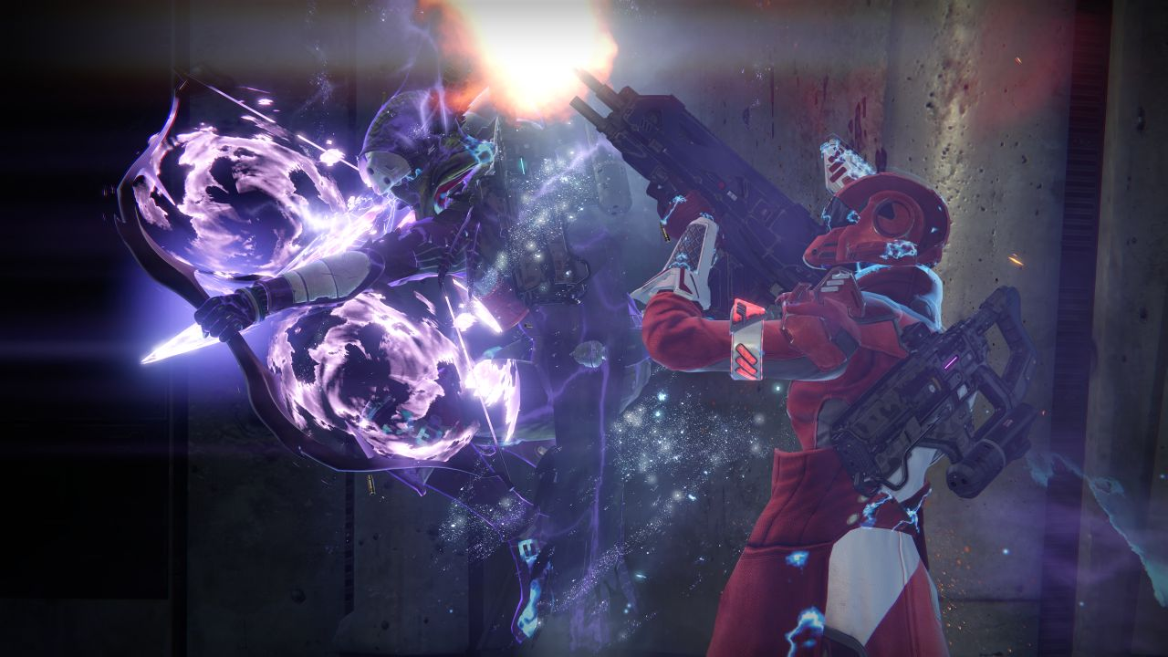 Destiny the taken king is well more than twice the size of the