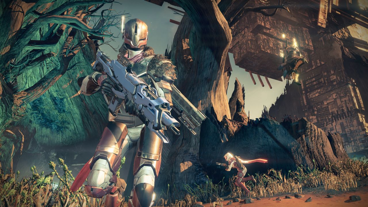 Destiny The Taken King How To Get More Light Quickly