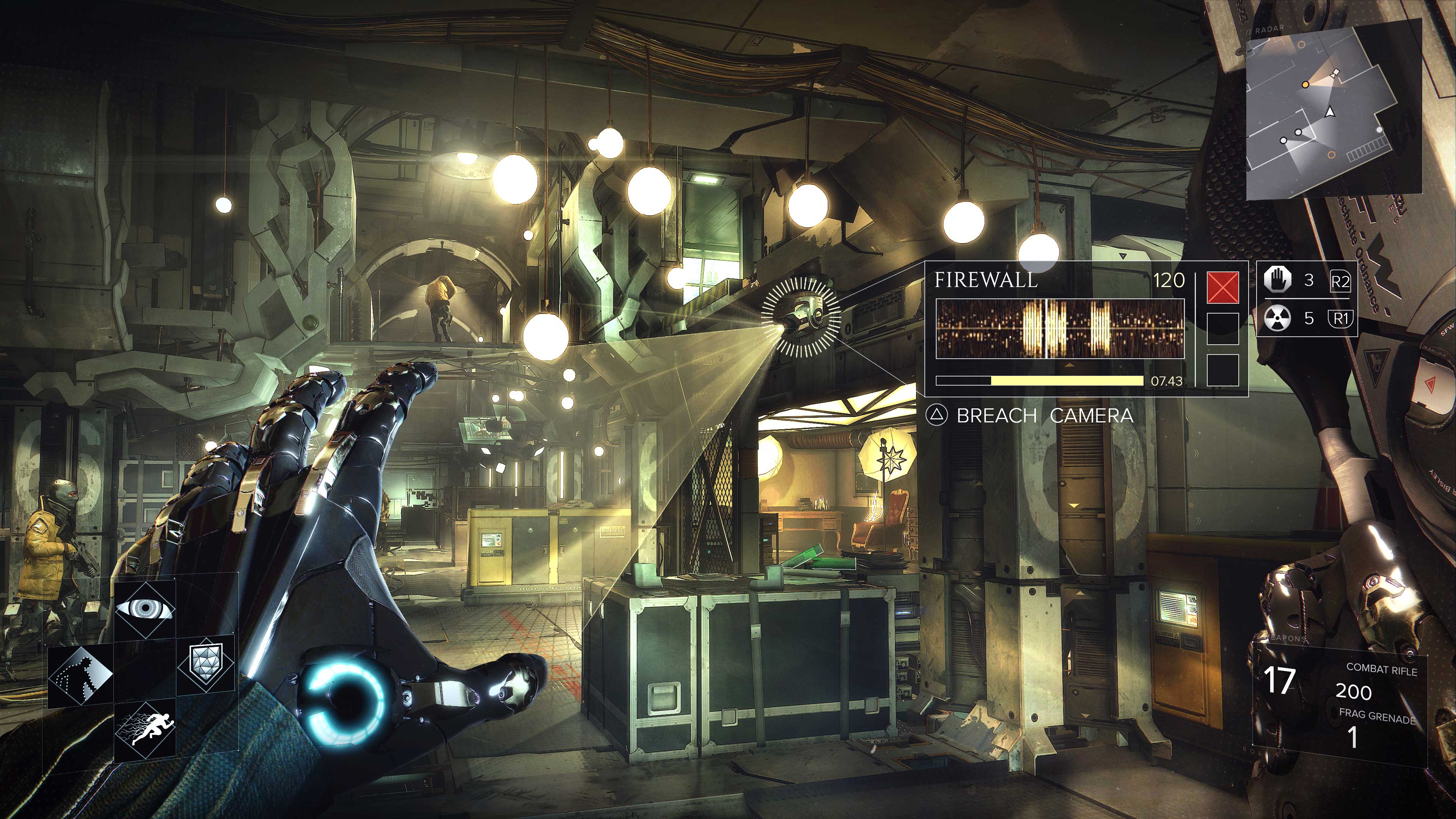 Deus Ex Mankind Divided Tips Level Up Earn Exp