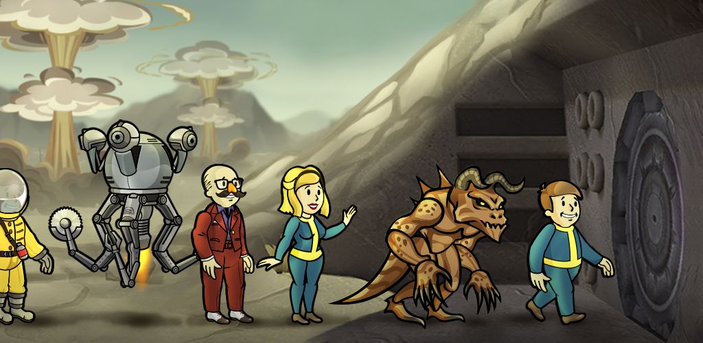 Fallout Shelter update adds Mr. Handy, other improvements