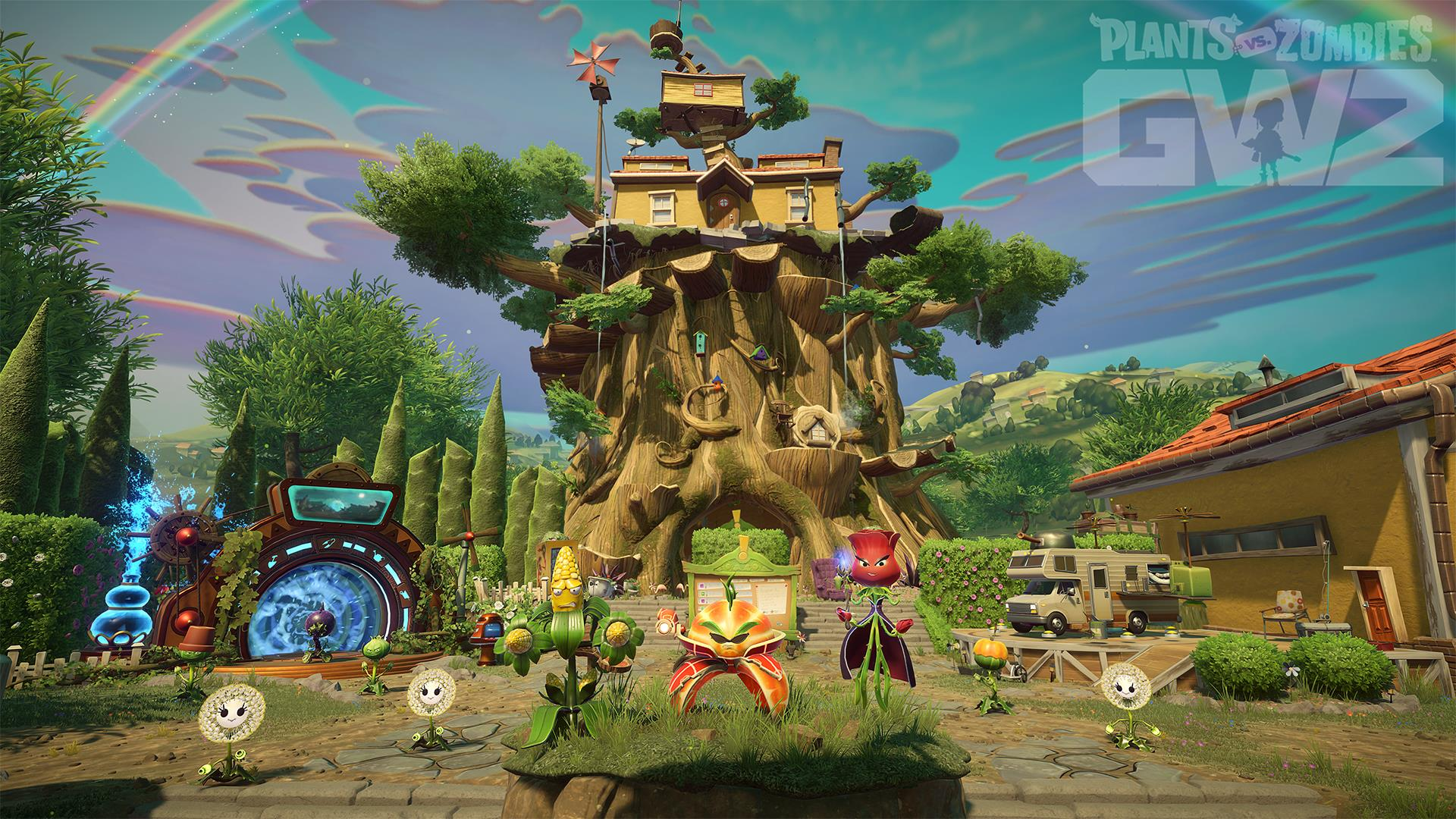 Gamescom 2015 Pvz Garden Warfare 2 Gets Mass Effect Inspired Character Vg247