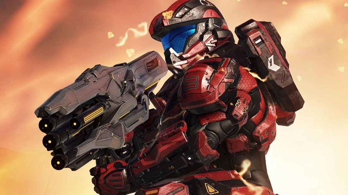 Watch Mister Chief Explain Halo 5 S Req System Vg247