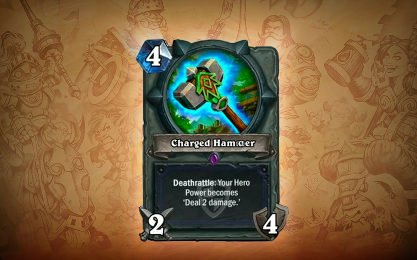 "Hearthstone expansion The Grand Tournament and ""jousting"" mechanic ..."