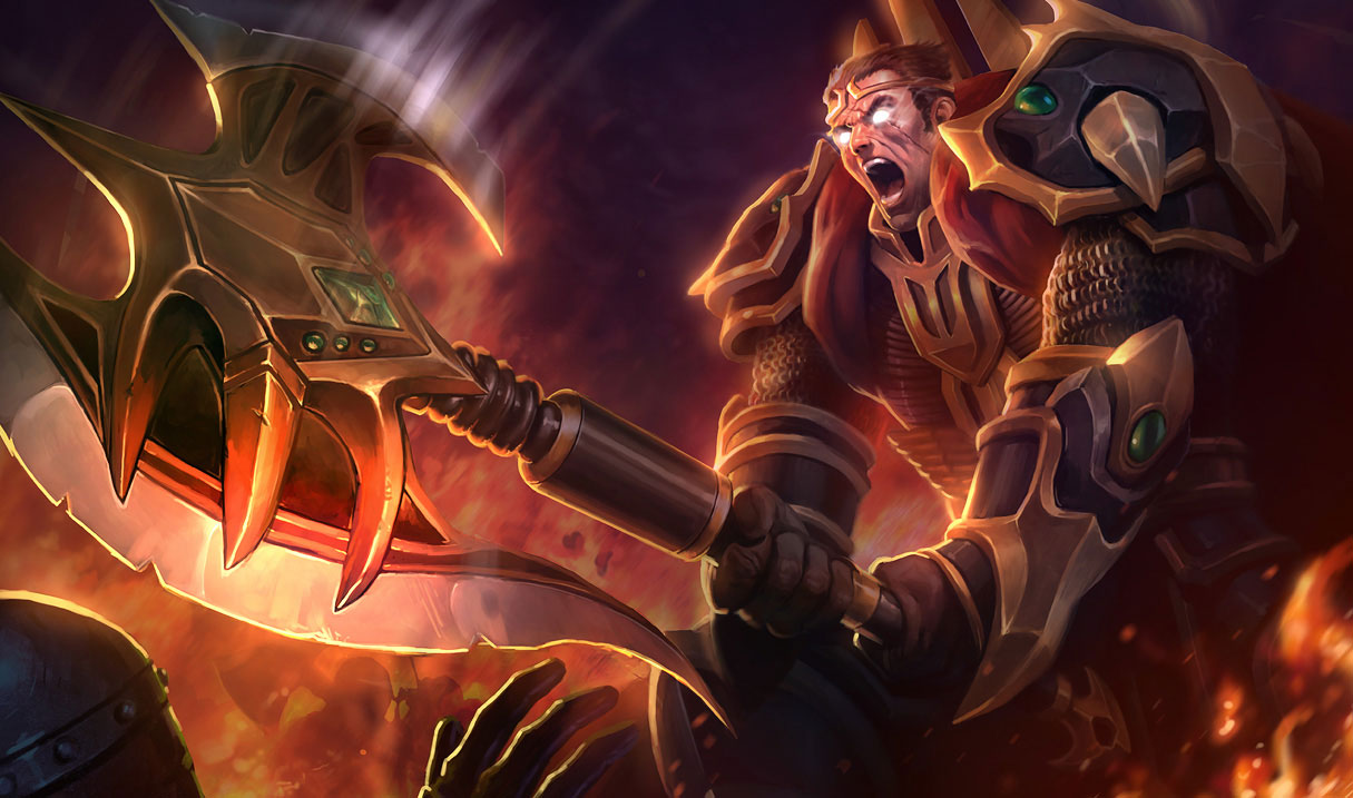 Juggernauts and much more coming in League of Legends ...