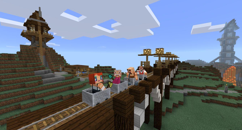 Minecraft Win 10