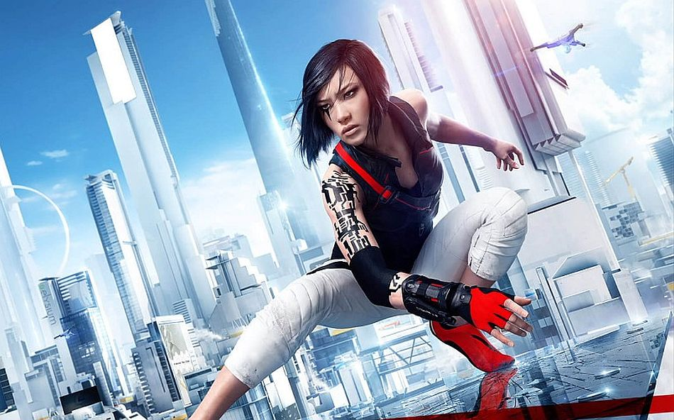 Скачать MIRROR'S EDGE - CATALYST (2016) PC торрент