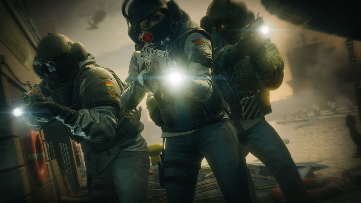 We have 5 000 beta keys for rainbow six siege to giveaway for your