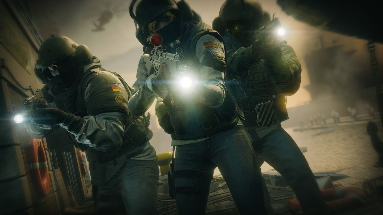 Rainbow Six: Siege is Counter-Strike for a new generation ...