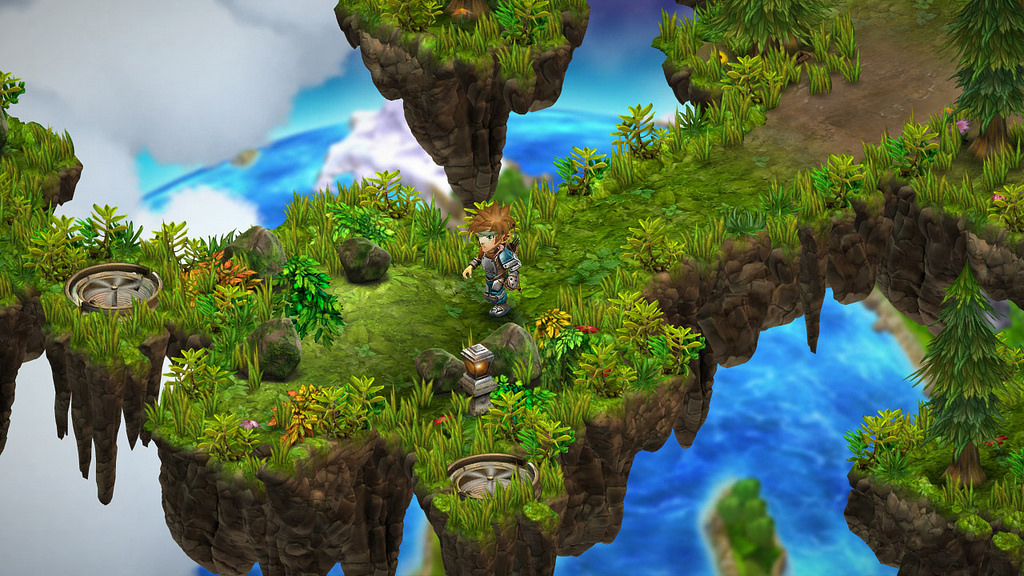 Rainbow Skies News: Rainbow Moon Out on PS4 This Month