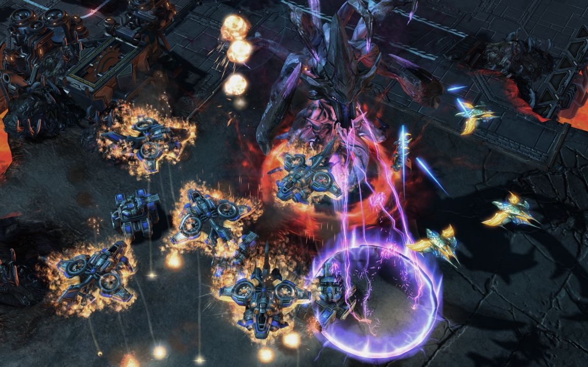 2 Or 3 Things I Know: StarCraft 2: Legacy Of The Void's Allied Commanders Mode